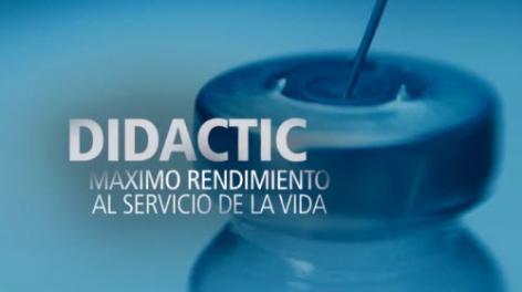 Caso práctico: Pallet Shuttle aumenta la capacidad de almacenaje de Didactic