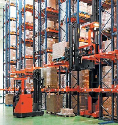 Bodega dedicada a maquinaria y herramientas para la construcción
