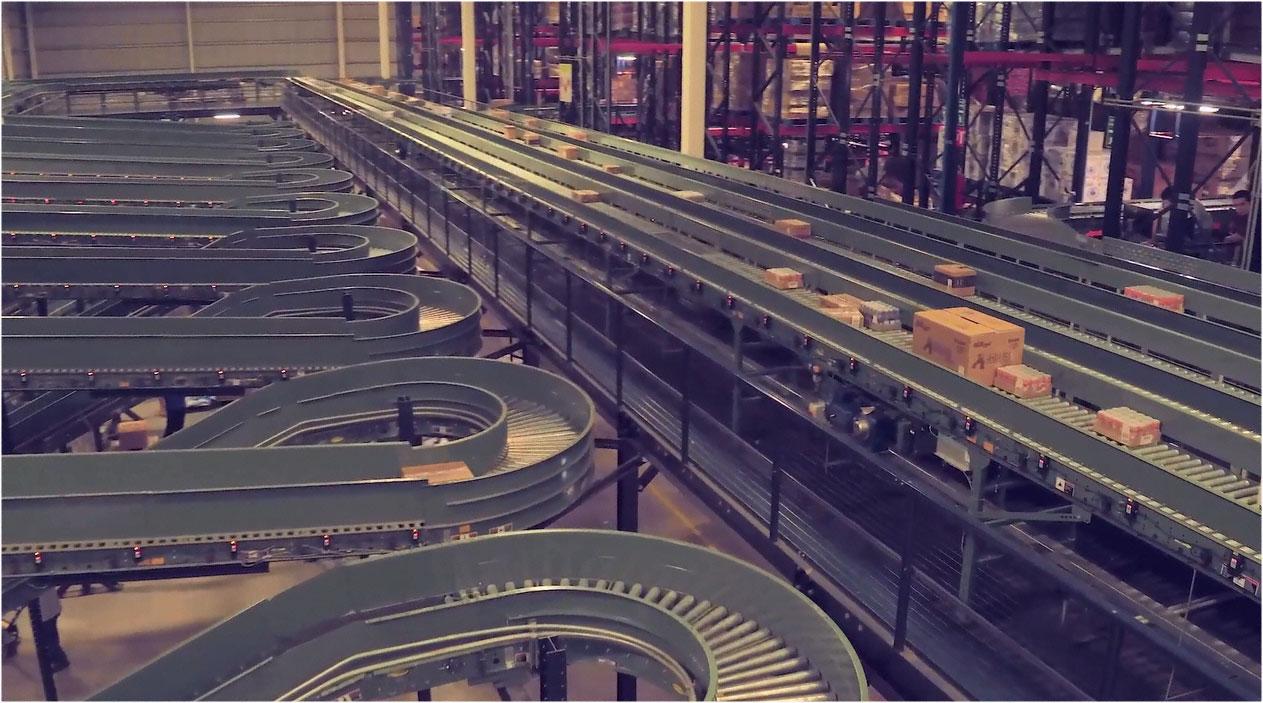 Bodega automatizada DECASA