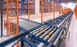 Elevado rendimiento y manipulación automatizada de la mercancía con transportadores para estibas