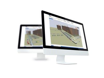 Actualización de Easy S: el software que marca la diferencia en el diseño y la simulación de bodegas