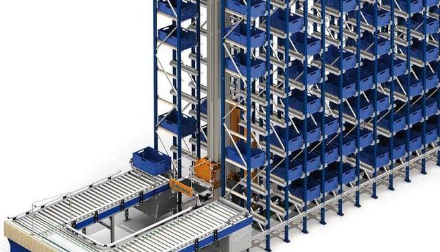 Las piezas mecanizadas de Project se alojarán en una nueva bodega de cajas de 35 m de longitud