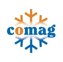 La bodega de congelados de Comag con una operativa eficiente