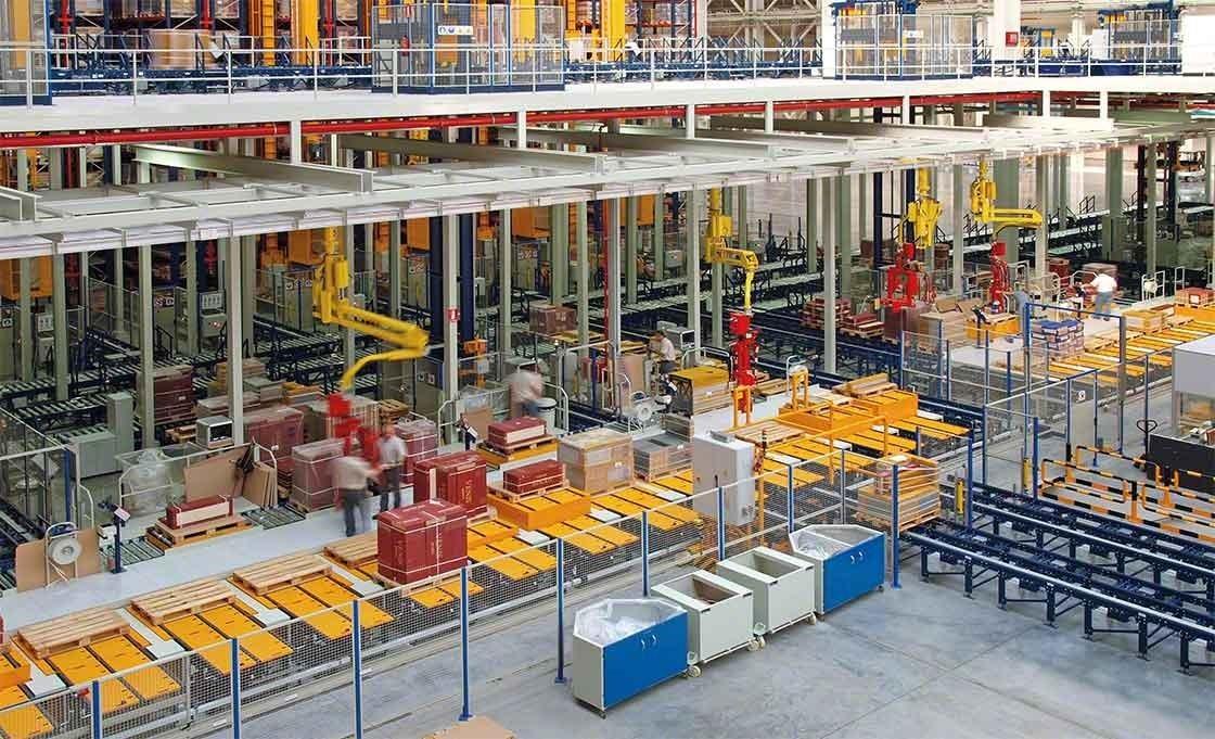 Diferentes sistemas permiten automatizar procesos de la bodega relacionados con la preparación de pedidos
