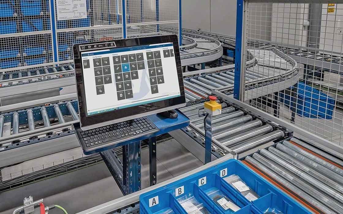 El uso de un SGA limita los fallos humanos y previene las roturas de stock