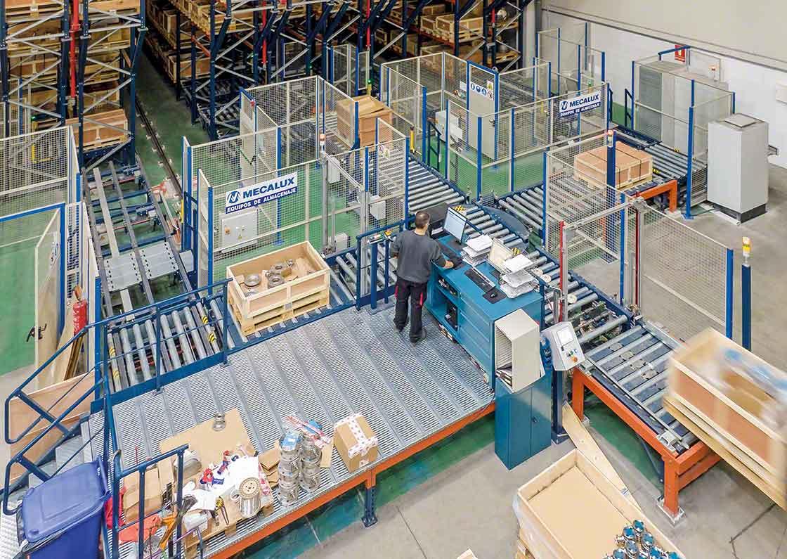 El proveedor de WMS o SGA debe tener experiencia en la integración de sistemas en el almacén