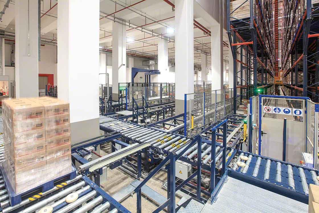 La automatización del transporte de cargas permite recortar los 'lead time' y mejorar el cálculo de stocks de seguridad