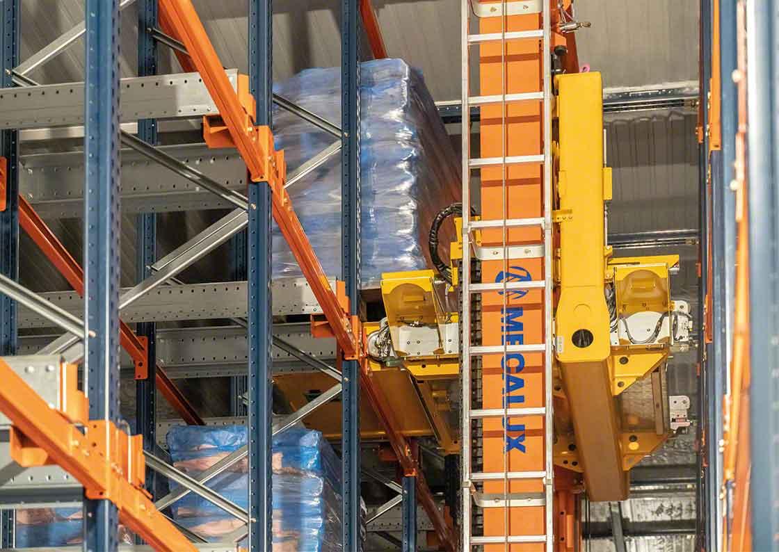Los transelevadores de estibas deben contar con un plan de mantenimiento preventivo industrial para anticiparse a eventuales fallos en su funcionamiento