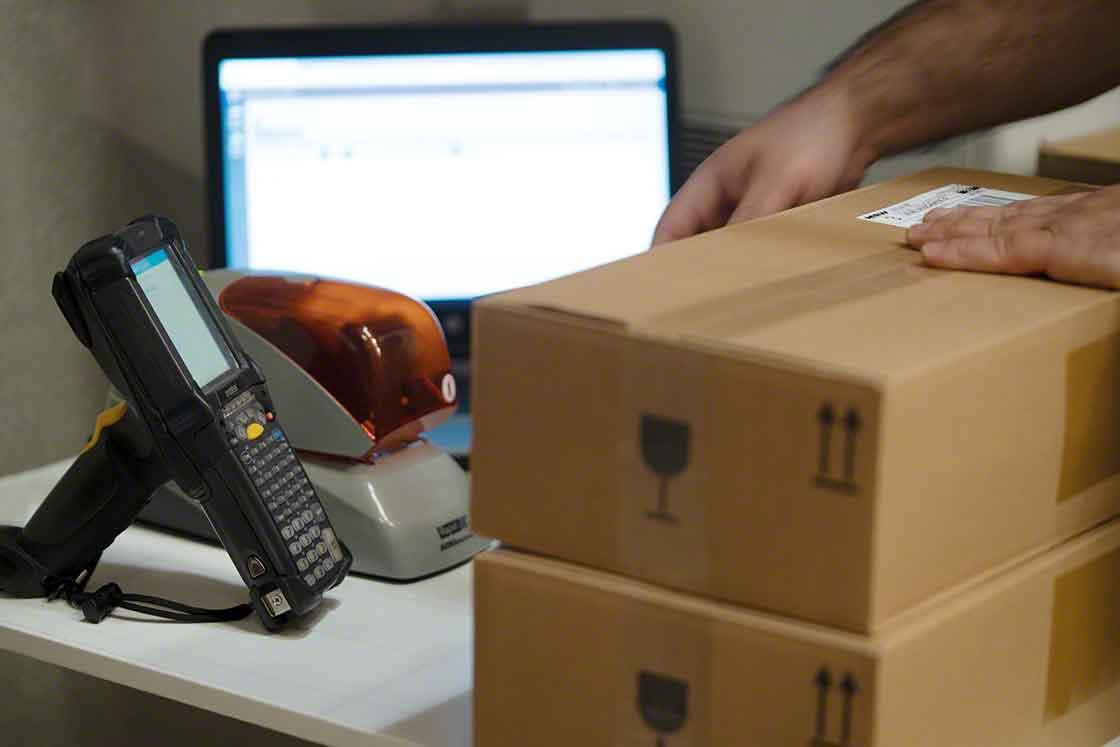 El SGA integra una enorme cantidad de información crucial para la gestión de la logística interna