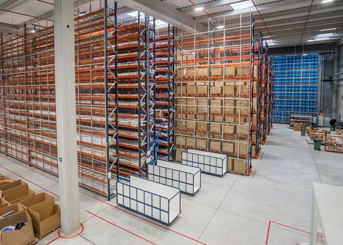 El sobrestock producido por el efecto látigo puede poner contra las cuerdas la capacidad de almacenanamiento de las instalaciones