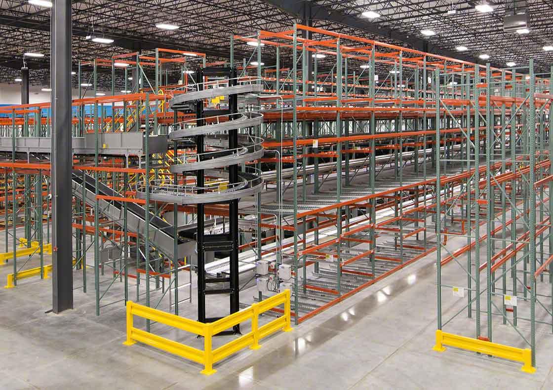 Las torres de picking facilitan la gestión de la preparación de pedidos en almacenes farmacéuticos
