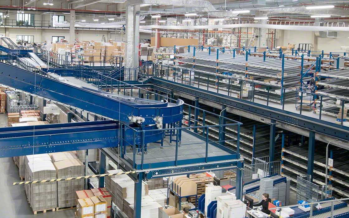 Muchos almacenes de e-commerce aplican una estrategia omnicanal a sus procesos