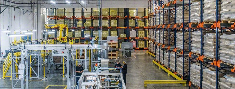Nestlé pone en marcha una bodega en Argentina para la línea de leche en polvo