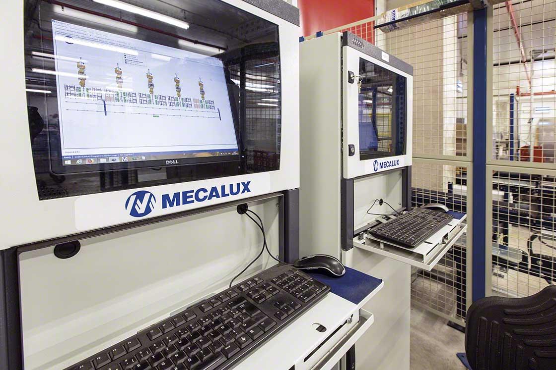 El WMS recopila datos sobre el funcionamiento del almacén para mejorar la calidad de los procesos
