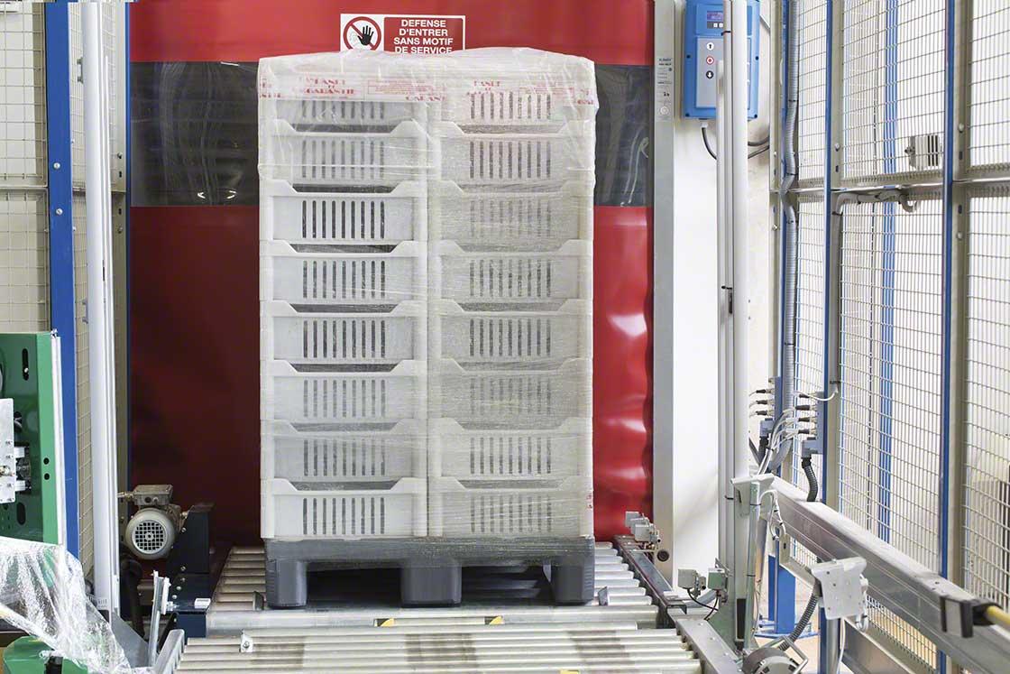 El almacén automatizado de Shaal Chocolatier mejoró el control de calidad de sus productos