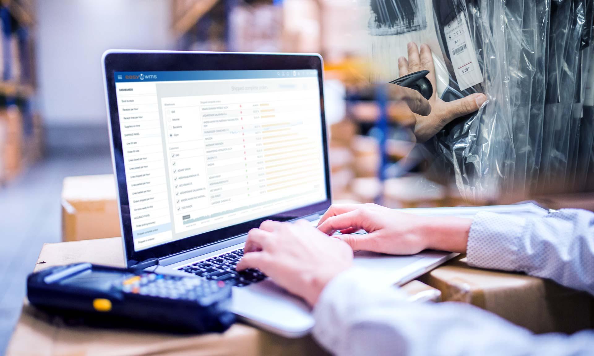 Funcionalidades avanzadas de Easy WMS como Marketplaces & E-commerce Platforms Integration garantizan eficiencia en la estrategia omnicanal