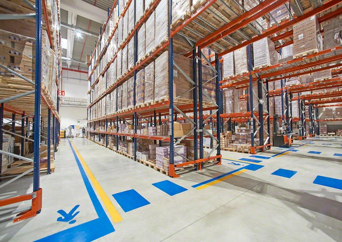 El operador logístico Bomi Group ha priorizado la sostenibilidad en su almacén